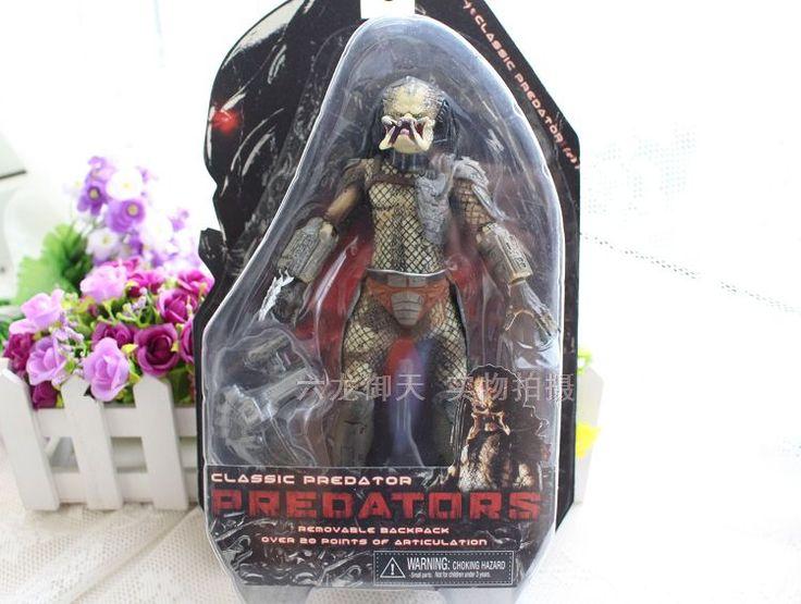 "$22.99 (Buy here: https://alitems.com/g/1e8d114494ebda23ff8b16525dc3e8/?i=5&ulp=https%3A%2F%2Fwww.aliexpress.com%2Fitem%2FJ-G-Chen-NECA-Predator-Movie-Series-1-Classic-Predator-PVC-Action-Figure-Model-Toy-8%2F32534849901.html ) J.G Chen NECA Predator Movie Series 1 Classic Predator PVC Action Figure Model Toy 8""20cm Free Shipping for just $22.99"