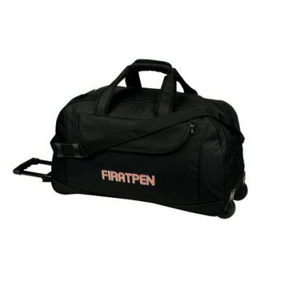 Textured Trolley Travel Bag Min 25 - Bags - Sports Bags & Duffels - DH-20021 - Best Value Promotional items including Promotional Merchandise, Printed T shirts, Promotional Mugs, Promotional Clothing and Corporate Gifts from PROMOSXCHAGE - Melbourne, Sydney, Brisbane - Call 1800 PROMOS (776 667)