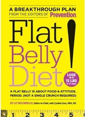 The Flat Belly Diet focuses on MUFAs. I used this plan hard core for almost a year and have made permanent changes and additions to my lifestyle thanks to this book.