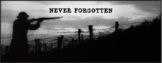 """Original World War I documentary """"Never Forgotten"""" follows the story of Sergeant Paul Maynard, a doughboy from Connecticut. Among the first to volunteer for the Army, Paul survived some of the most brutal fighting American forces endured, including the Battle of Belleau Wood, the Saint-Mihiel Campaign, and the Meuse-Argonne Offensive. The story is told in an effort to ensure that the legacies of all Americans who fought during the Great War, are never forgotten."""