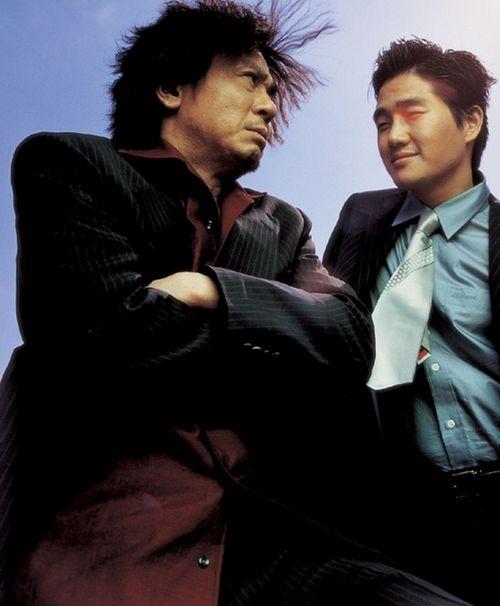 (올드보이 ) Oldboy Dir. by Park Chan Wook #SouthKoreanFilm #Thriller #Revenge Starring, Choi Min-Sik, Yoo Ji-Tae and Kang Hye-Jung