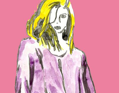 """Check out new work on my @Behance portfolio: """"Fashion"""" http://be.net/gallery/57524423/Fashion"""