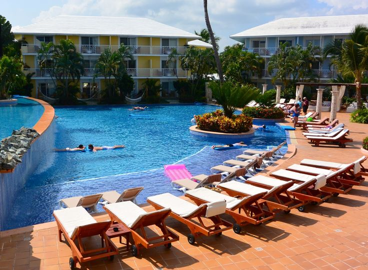 Excellence Punta Cana relaxing pool. Just where you need to be to unplug from daily routine! #RelaxingVacations #AdultsOnlyResort