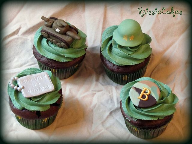 496 Best Images About Military Cakes Cookies Treats On