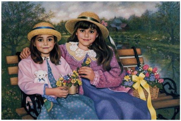 Chantal Poulin art