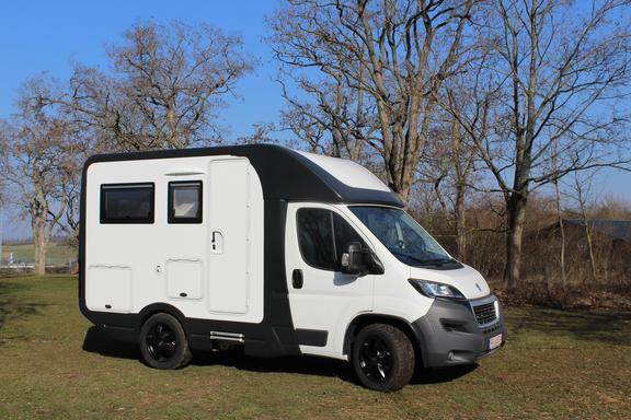 Autark Boxer P1 Der Boxer Reisemobil Wohnmobil