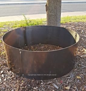 Mild Steel Fire Pit Ring - Fire Pit Ring For Sale