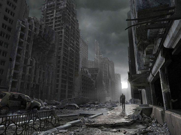 Cidade Destruída