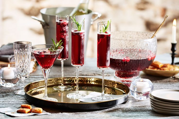 Blackcurrant Punch