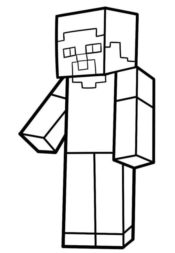 Pagine Da Colorare Di Minecraft Stampabili In Disegni Da Colorare Di Minecraft E Stampare Disegni Da Colorare Minecraft Stampabile Pagine Da Colorare