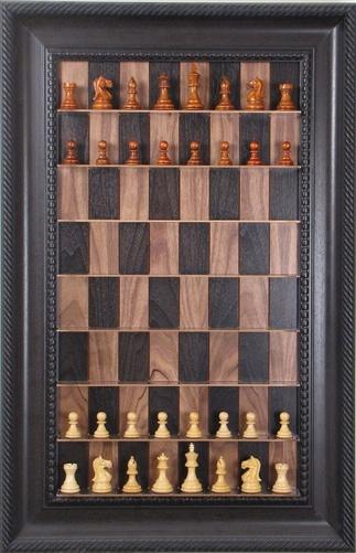 17 best images about poker on pinterest poker set gemstones and vintage - Chess board display case ...