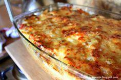 gotuj się do gotowania!: Kebabowa zapiekanka makaronowa - sen Maharadży :)