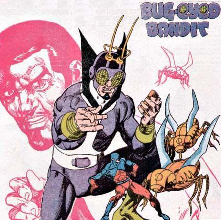 Bug-Eyed Bandit (Bertram Larvan)
