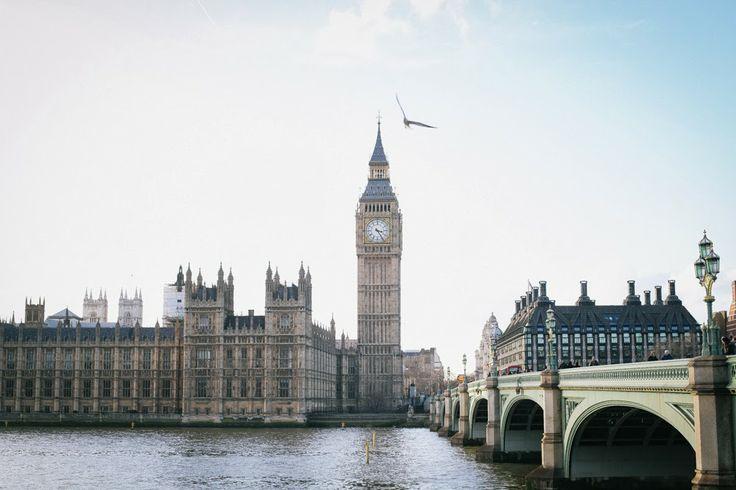Parliament, Big Ben, and Westminster Bridge