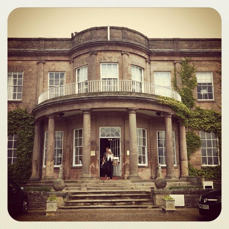 Wood Hall Hotel and Spa, Linton.
