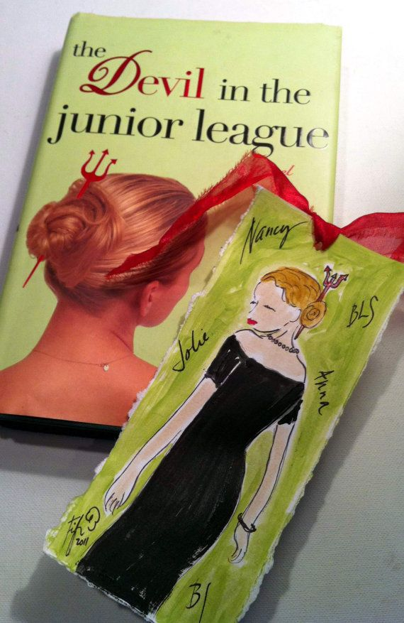 The Devil in the Junior League- entertaining, light-hearted reading. Laughed while reading it