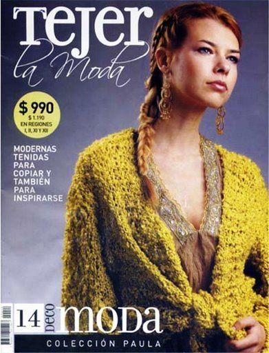 tejer la moda 14 - claudia Rabello - Álbuns da web do Picasa