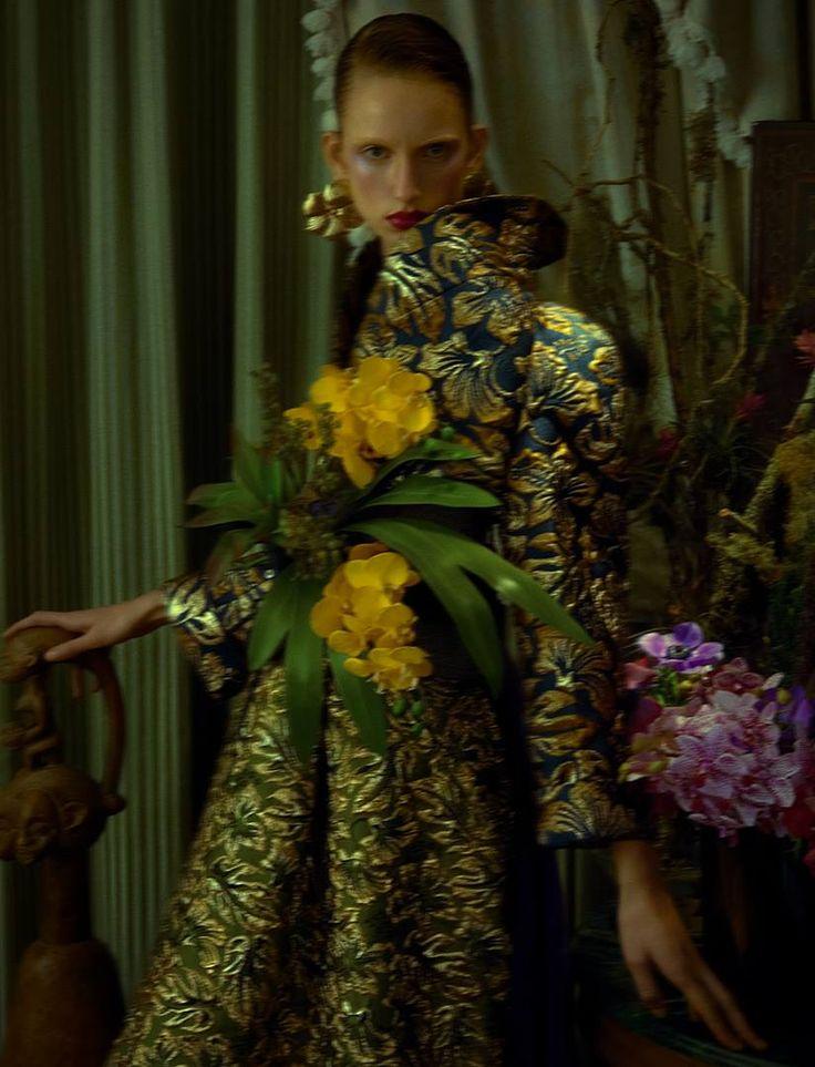 Vogue Brazil October 2016 | wearesodroee