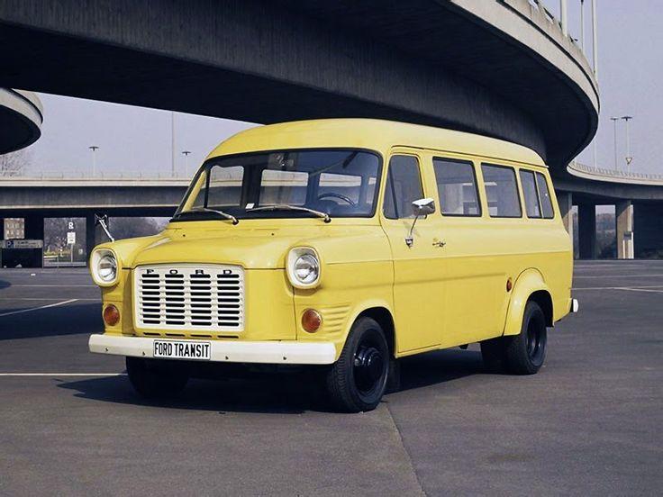 1965 – 1978 Ford Transit