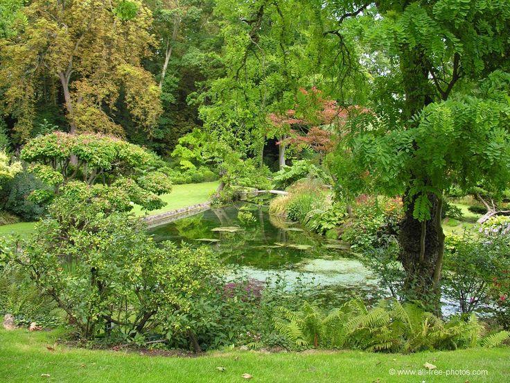 17 mejores im genes sobre jardines en pinterest plantas for Como disenar un jardin grande