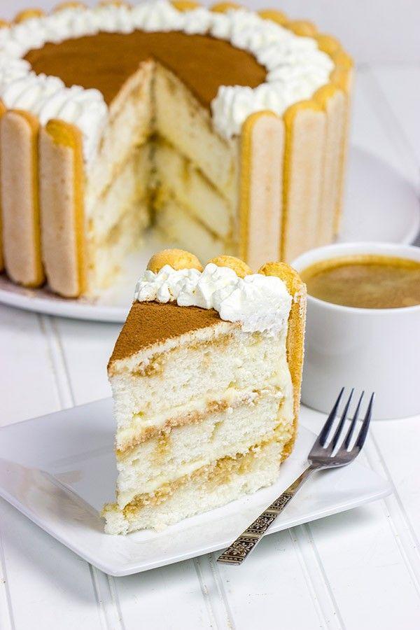 Best 25 Tiramisu cake ideas on Pinterest Tiramisu Tiramisu