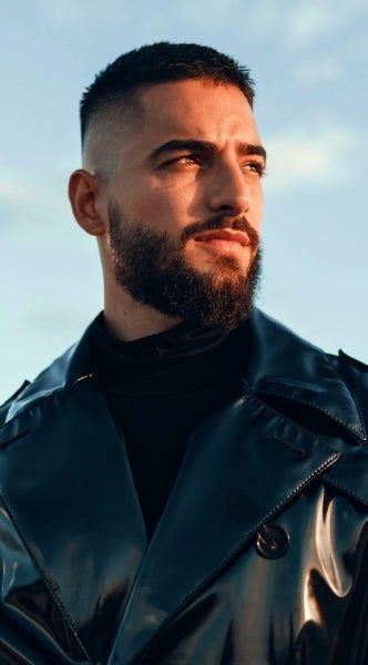 Maluma, grateful to his family and origin – El Diario de Yu … – Everything for Tattoo Low Taper Haircut, Tapered Haircut, Maluma Haircut, Maluma Style, Short Hair Cuts, Short Hair Styles, Maluma Pretty Boy, Round Face Men, Braided Man Bun