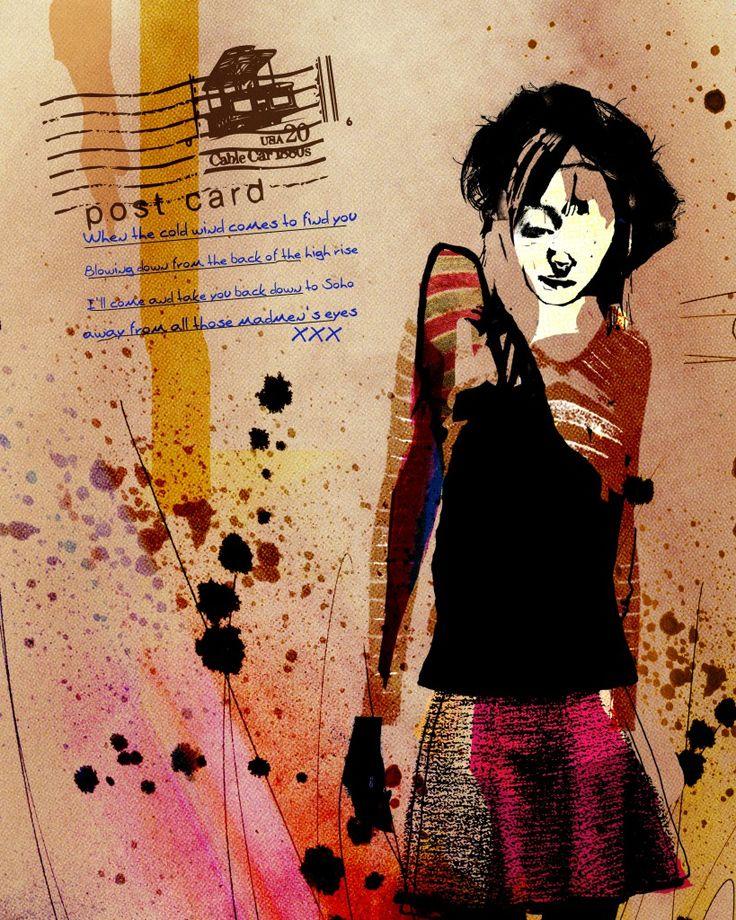 'London Girl.' 2010