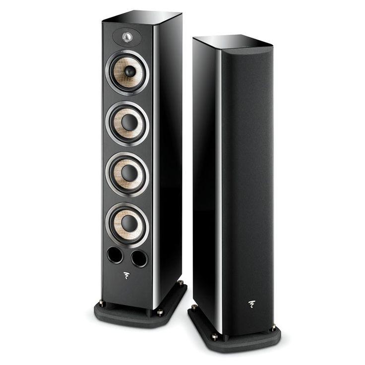 L'enceinte colonne Aria 936 de Focal signe le retour à la vraie enceinte acoustique, dynamique et design, pour les passionnés de musique avertis.