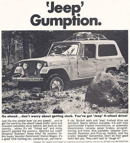 1968 Jeep Ad