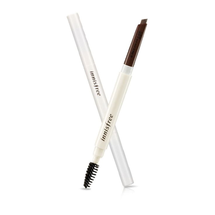 INNISFREE Auto Eyebrow Pencil #1Brown 0.3g Auto Type Make Up Eye Pencil K-Beauty #Innisfree