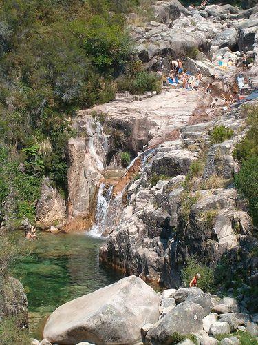 Cascatas do Gerês - o sítio do conguito