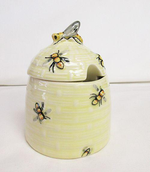 Zeller Keramik / Bee / Honeypot - Charme Rustique
