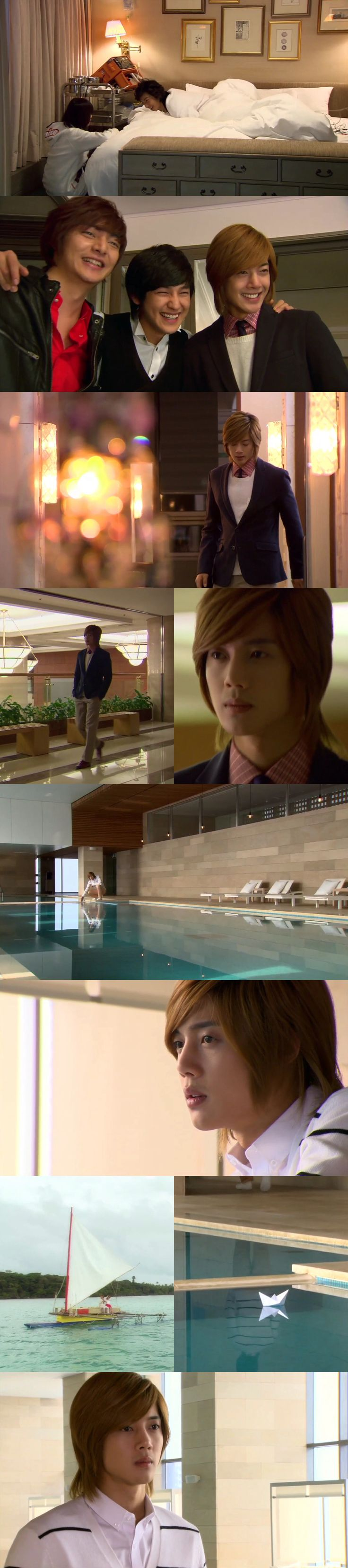 Missing Geum Jan Di.  It shows just how much he gave up for his friend.  Boys Over Flowers, Ku Hye Sun, Kim Hyun Joong, Lee Min Ho, Kim Joon, Kim Bum #KDrama