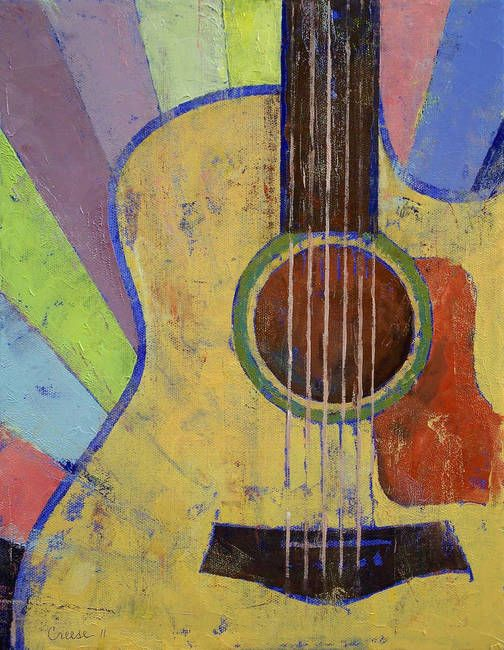 49 best Art | Guitars images on Pinterest | Canvas prints, Photo ...