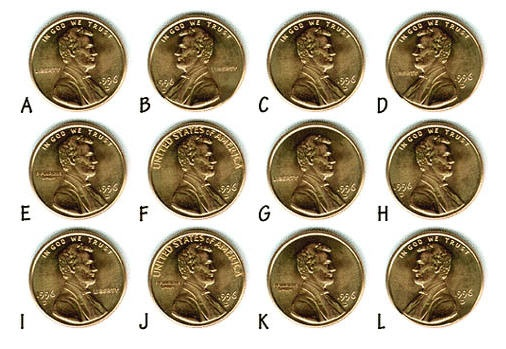 One penny and 11 imposters pennies pinterest pennies and stand up - Incredible uses for copper pennies ...