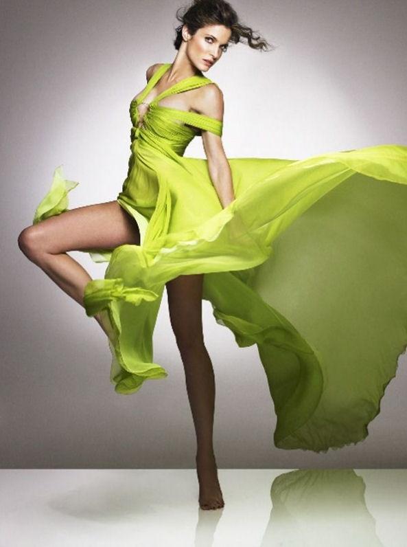 Stephanie Seymour, by Alexi Lubomirski. The best 80s-90s model.