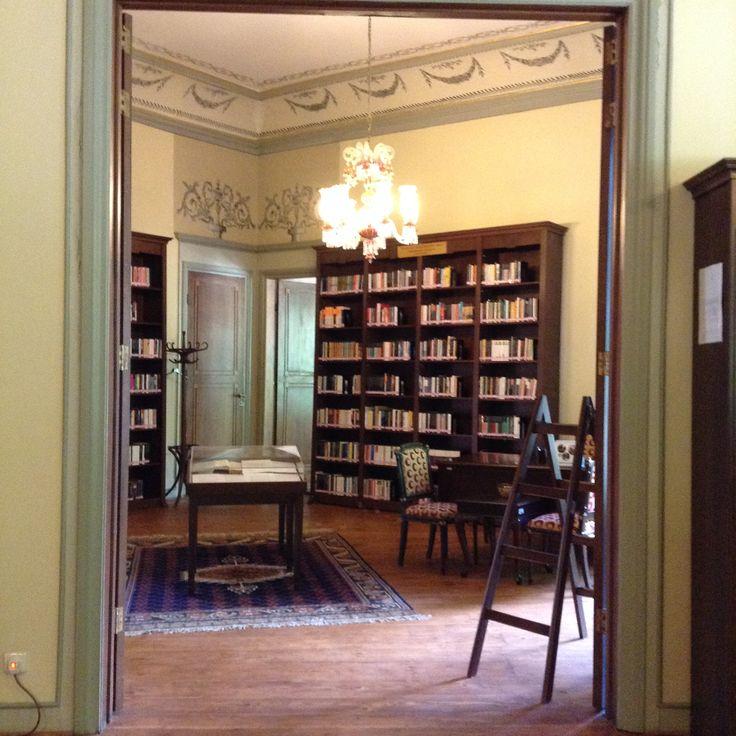 Ahmet Hamdi Tanpınar Edebiyat Müzesi, Eski Alay Köşkü, Gülhane #istanbul
