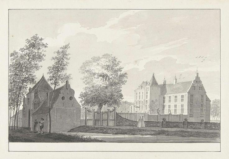 Kasteel Geldermalsen, Pieter Jan van Liender, 1737 - 1779