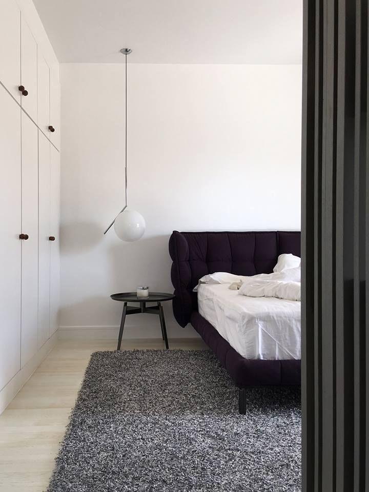 master bedroom, residence in Athens by PROPUSMA ARKITEKTONES