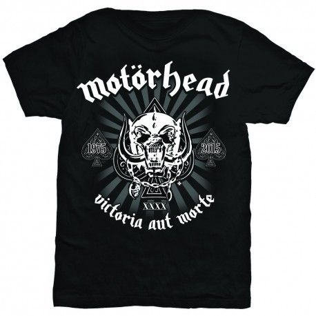 Tricou Motorhead: Victoria Aut Morte
