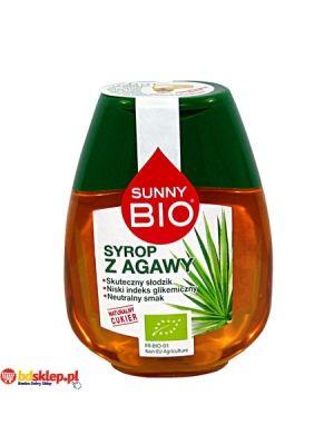 Syrop z agawy  • zamiennik cukru • najwyższa jakość • składniki pochodzą z organicznej plantacji Syrop z agawy jest doskonałym, naturalnym zamiennikiem cukru.