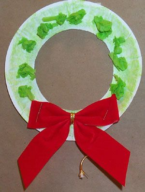Preschool Holiday Crafts | Free Christmas Preschool Crafts suitable for toddlers, preschoolers