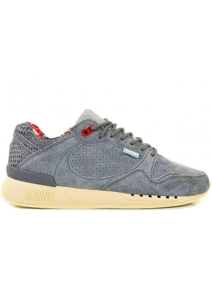 Chaussures Djinns Gris Pour Les Hommes 3vouZX6c