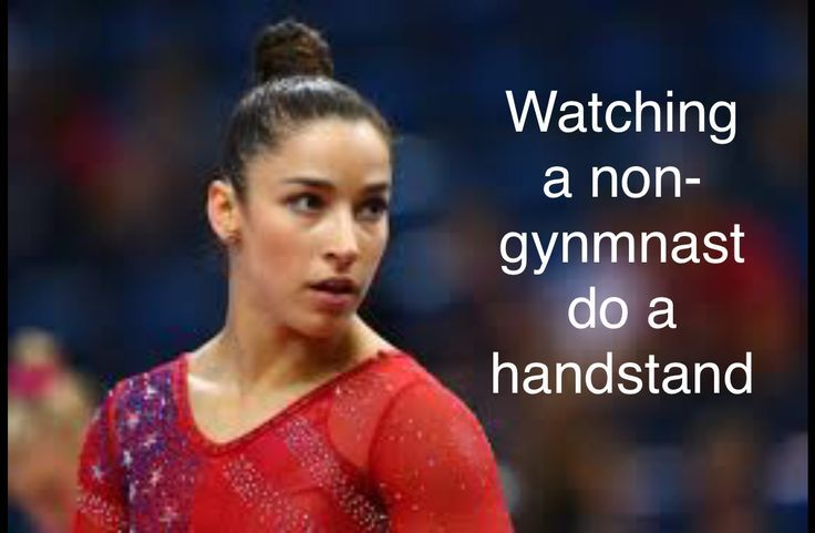 That is my face every time some one tries to do what I do at gymnastics! im like....... dude just stop
