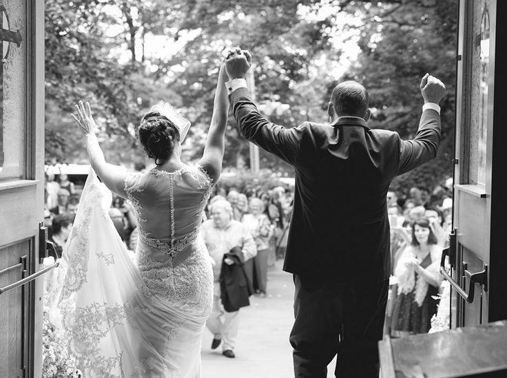 For Your Wedding Recessional Consider Choosing A Celebratory Song Such As Beautiful Day By U2 Curtiswallisphotography Weddingideas