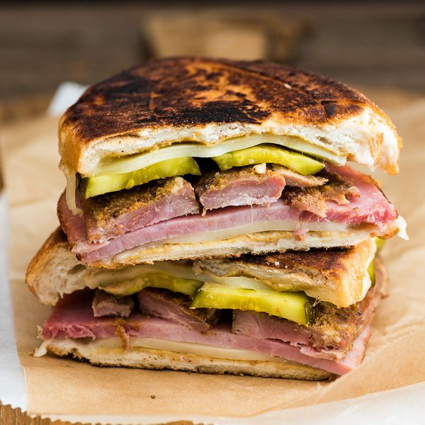 Spice up your lunch with this super scrumptious CUBANO SANDWICH!