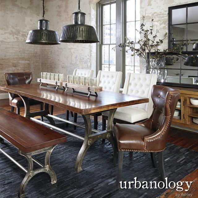 Comedor Ranimar de Urbanology174 por Ashley Lo mejor es que  : 758ffa365cf31f58b15faeea8161cf45 dining room tables kitchen tables from www.pinterest.com size 640 x 640 jpeg 85kB