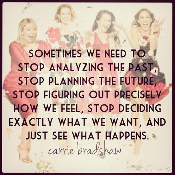 Image result for stop planning life