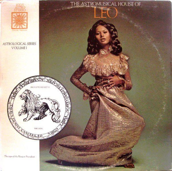 Unknown Artist - The Astromusical House Of Leo 1969 (Vinyl, LP, Album) at Discogs