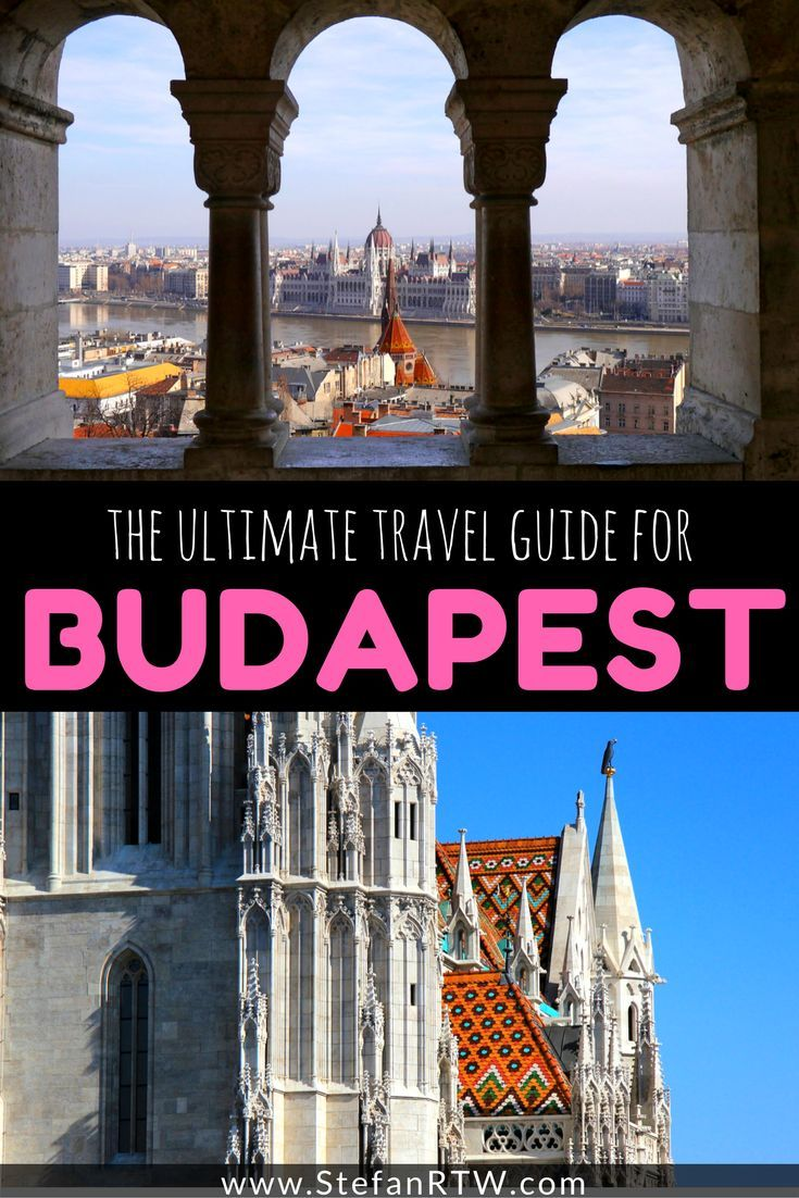 Heading to Budapest? Then you'll want to check out this super in-depth guide of all the best things to do in Budapest during your stay! Helpful tips on where to go, top tourist attractions, the best museums, where to stay, and much more! Click to learn more about what to do during your next trip to Budapest, Hungary!